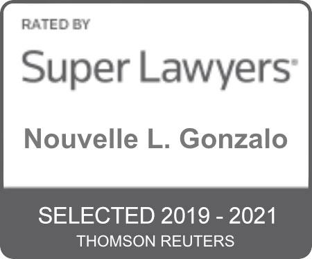 Super Lawyers Nouvelle L Gonzalo Selected 2019